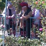 MAWLANA 2008 dans le jardin de la zawiyya