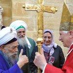 Le Pape rencontre Cheikh Nazim